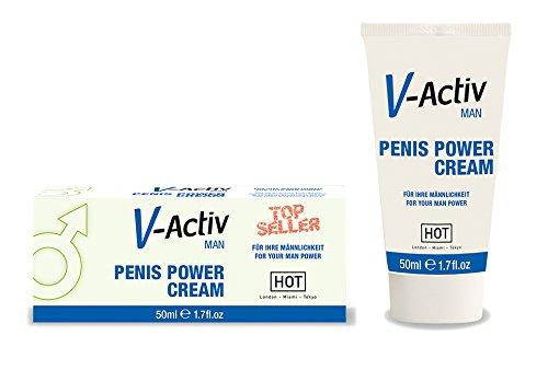 ? Chollazo Hot v-activ hombre crema potenciadora de la ereccion